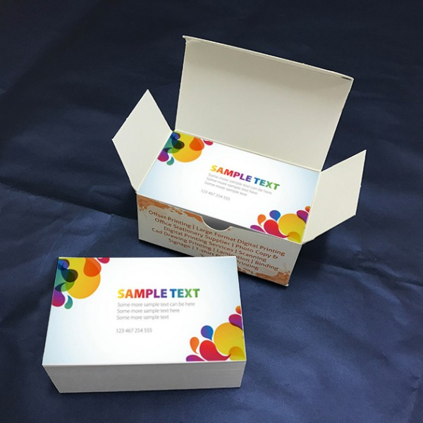 Xpress business card 4 color reheart Images